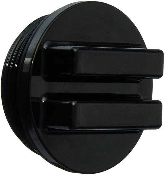 Pump drain plugs
